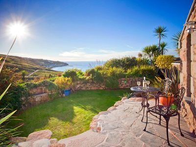 Photo for The Studio Cottage, with, Sea views, Garden, Amazing Location by beach