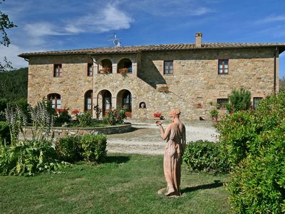 Photo for Cozy Villa (up to 36 pax) 13 Bedrooms/12 Bathrooms in Tuscany