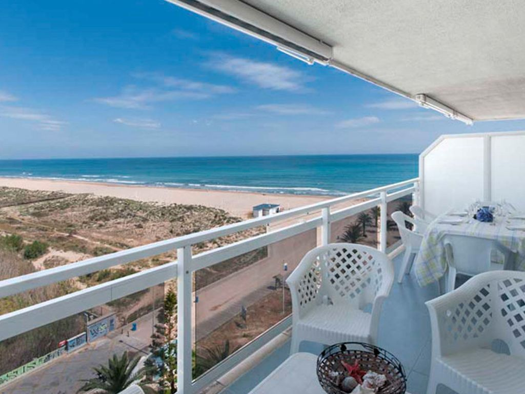 Property Image#7 Luxury Apartment 35 Meters From Gandia Beach And Beautiful  Sea Views
