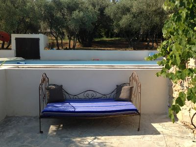 Photo for Beautiful house with pool, between Aix en Provence, Cassis and Marseille