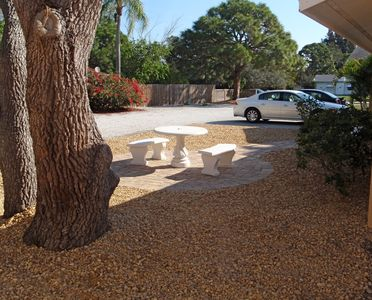 Photo for Beautiful Two Bedroom, 1.5 Bath Villa Minutes From Nokomis Beach
