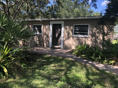 Photo for Cozy quite cottage nestled in Safety Harbor