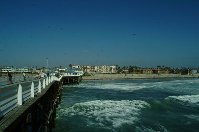 View of See the Sea Condo Bldg from Crystal Pier