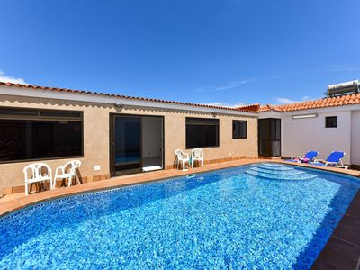 Photo for Casa La Marina Playa del Hombre NR with pool
