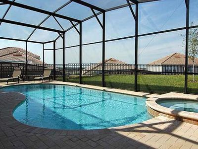 Photo for Private Pool/Spa, Game Room, Minutes From Disney, Free Resort Amenities!