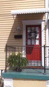 Historic Old Northeast,- clean 2 bd 1 ba  light & bright, awesome location!