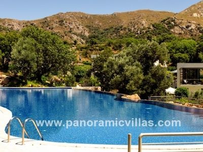 Photo for 3 bedroom Villa, sleeps 8 in Ortakent with Pool, Air Con and WiFi