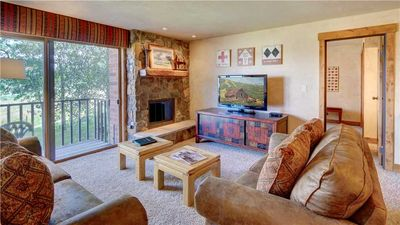 Photo for Bear Claw - 3 Bedroom + Ski In/Ski Out Condo
