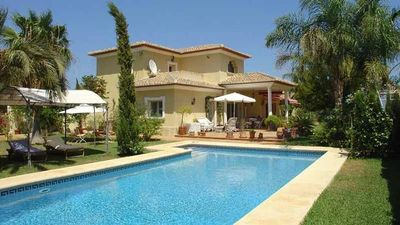 Photo for Holiday house Dénia for 5 persons with 3 bedrooms - Holiday house