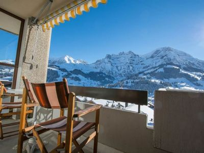 Photo for Apartment Crystal in Adelboden - 4 persons, 2 bedrooms