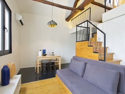 Photo for Modern Loft in Porto downtown | Free Parking.