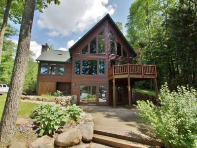 Photo for Stunning Lakefront Home- Amazing 5,500 acre Lac Courte Oreilles Lake