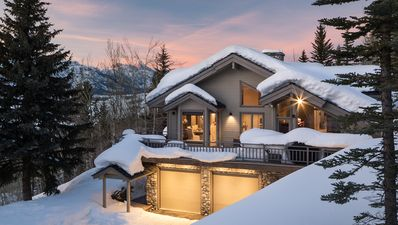 Photo for Stunning four bedroom retreat with Teton Views