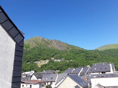 Photo for 7/9 sleeps apartment Saint Lary 100 m from downtown