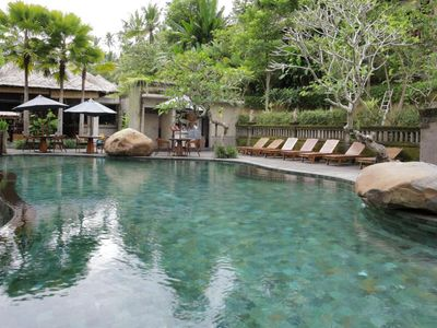 Photo for Your Private Getaway in Ubud, Calm and Peaceful Ambience Across the Resort