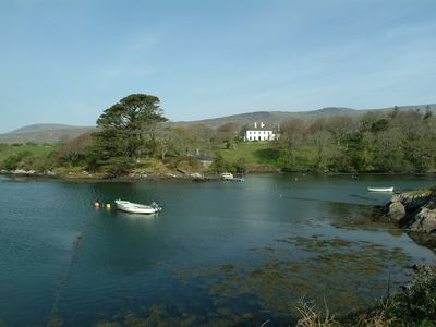 Photo for 6BR Chateau / Country House Vacation Rental in Castlecove, County Kerry