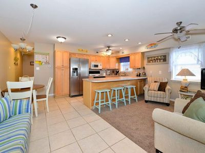 Photo for Oceanside 42 1W - remodeled in 2015, 3 bed/ 2 bath at 42nd St. FREE WiFi, accommodates 8.