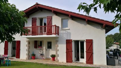 Photo for Pretty Basque house full of charm, quiet area