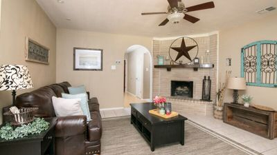 Photo for Beautiful Medical Center home, centrally located and convenient to everything!