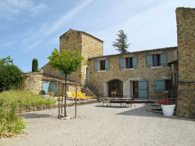 Photo for 5 bedroom Villa, sleeps 12 in Saint-Maime with Pool and WiFi
