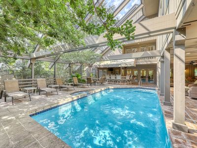 Photo for Main house & in-law suite w/ private pool, spa & enormous terrace!
