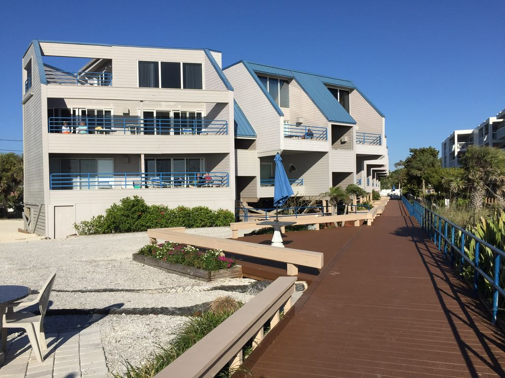 The Boardwalk On The Manasota Key Of Florid Homeaway