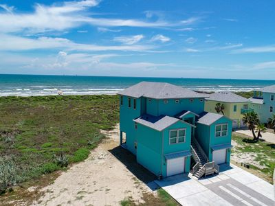 Photo for Dazzling beachfront home with amazing views! Private Pool!!