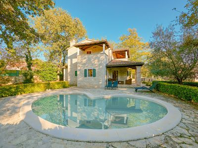 Photo for Villa Capo: Large Private Pool, WiFi