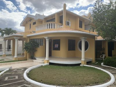 Photo for 4BR House Vacation Rental in Llanos de Gurabo I, Santiago