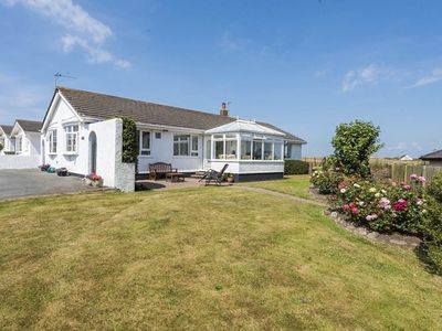 Photo for Peaceful location with superb views to Snowdonia.  4 Star Rating Visit Wales