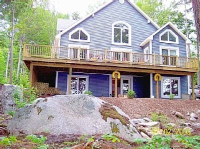 Photo for Charming Waterfront Cottage near Acadia National Park
