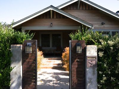 Photo for Beautiful Classic Craftsman Home Close To Everything Hollywood & Universal