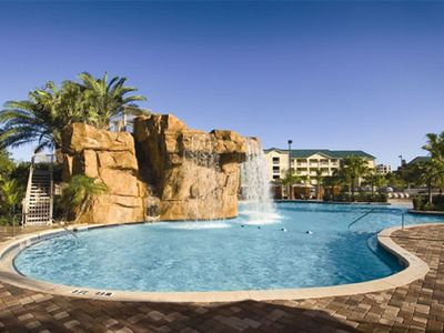 Photo for 2 BDRM~ MYSTIC DUNES RESORT~ SLEEPS 8~ ONLY 2 MILES TO DISNEY~ POOLS/GOLF & MORE