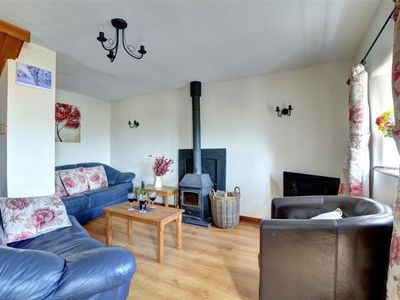 Photo for Choose this holiday cottage for easy access to Snowdonia, the sandy beaches on the North Wales coast