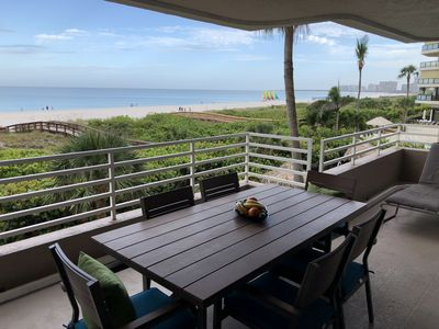 Photo for Marco Island Somerset Condo #213 2 Bed/2 Bath Beautiful Beachfront Paradise
