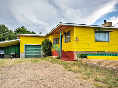 Photo for Bright Springer House w/ Patio & Orchard Views!