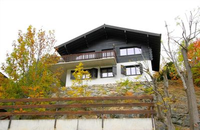 Photo for Very good standing chalet, ideally located in the heart of the resort
