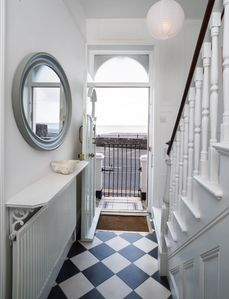 Photo for Chic and Cosy Beachfront House in Budleigh Salterton