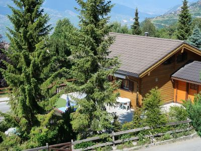 Photo for Vacation home Eloise in Nendaz - 8 persons, 3 bedrooms