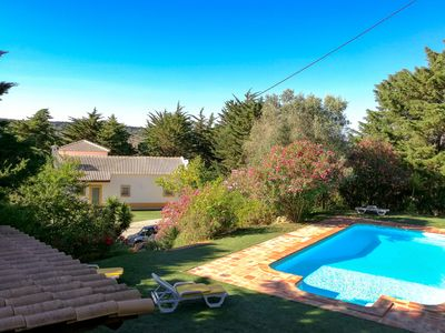 Photo for (LAST MINUTE: 15% OFF) Magnificent Villa in a Natural Park near Lisbon