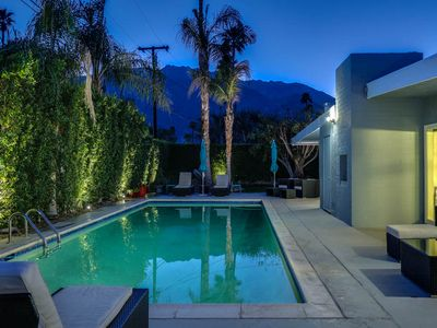 Photo for Private & Spacious Vacation Rental in Palm Springs - Great Mountain Views!