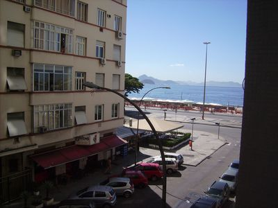 Photo for Cozy Studio, block from the beach, sea view