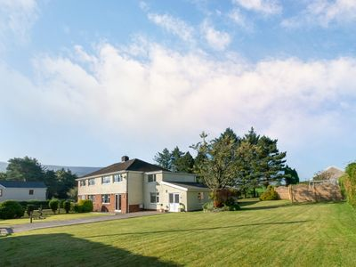Photo for Ideally located at the heads of the valleys and on the edge of the Brecon Beacons National Park, thi