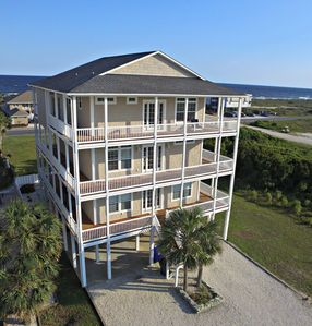 Photo for 8BR (4 Kings) Oceanview, Elevator, Private Pool, Free Linens for Summer Guests!