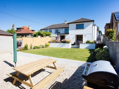Photo for Bude- 600m from beach & 5 min walk from town. Modern family home.