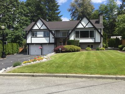 Photo for 4BR House Vacation Rental in Maple Ridge, BC