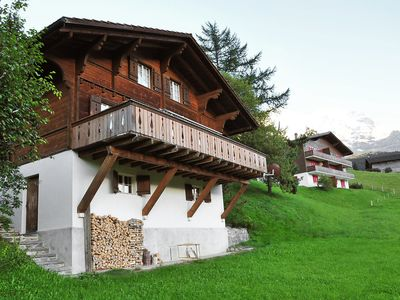 Photo for This 3-bedroom villa for up to 7 guests is located in Wengen and has Wi-Fi..........................