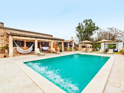 Photo for Embedded in Nature and with Pool - Finca Esplendor