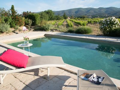 Photo for Domaine La Parpaille - The House Under the Almond Tree