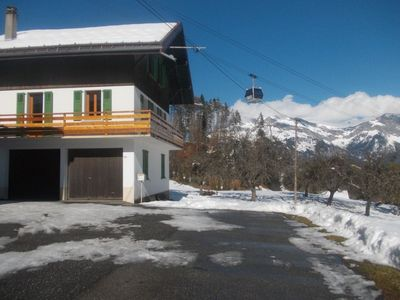 Photo for ---- Chalet Pylône ---- 2 people